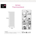 Jersey thermocollant-Notice