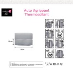 eAuto Agrippant thermocollant-Notice