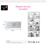 répare accrocs invisible-Notice