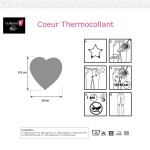 wCoeur thermocollant-Notice